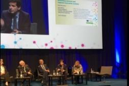 Intervención de Mikel Irujo en la conferencia Smart Cities en Helsinki