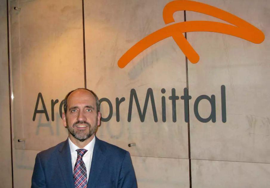 Imagen de Jesús Izcue Irigoyen, nuevo presidente de ArcerlorMittal España.