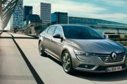 Imagen promocional del nuevo Renault Talisman 2016. Renault España.