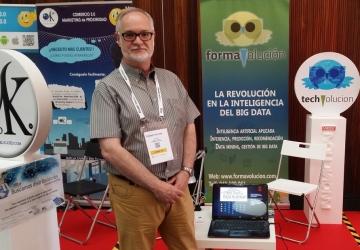 Txabier Capellades, CEO de TechVolucion,