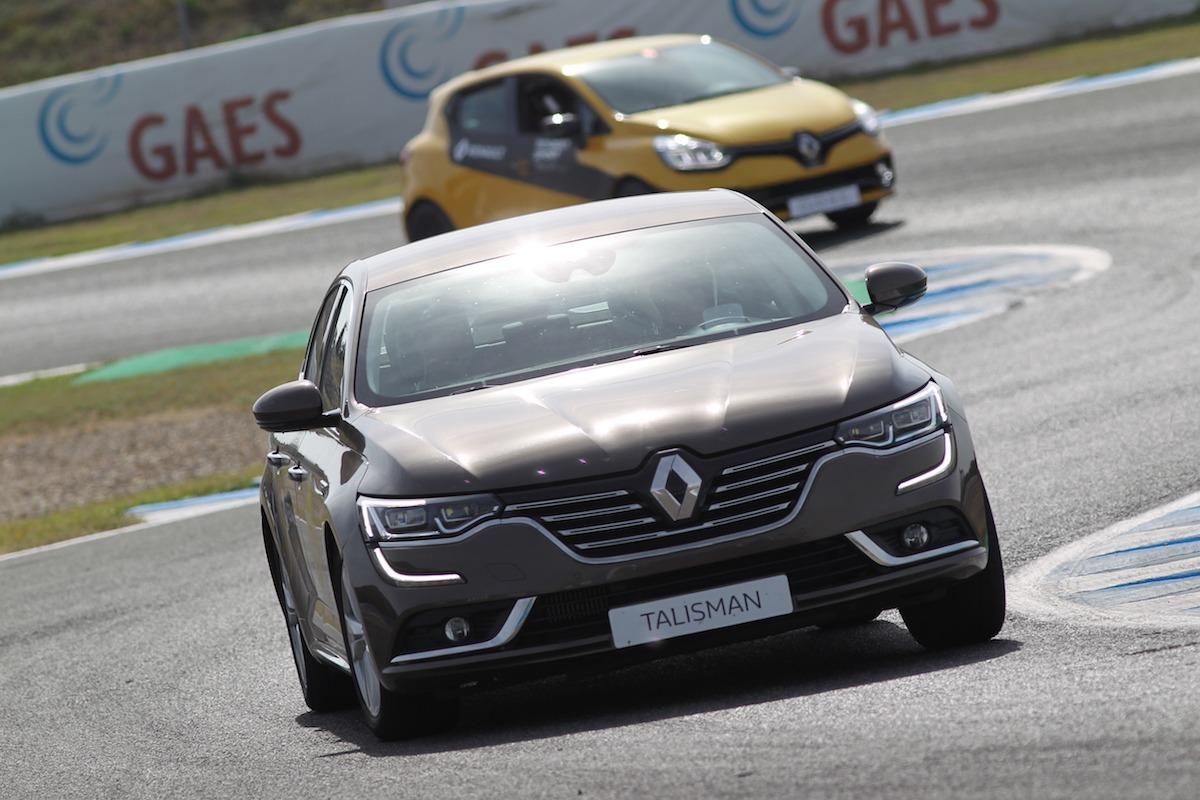 La 'Renault Passion Experience' incluye la posibilidad de realizar test en pista.
