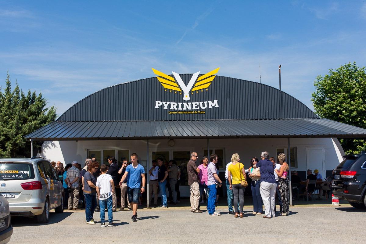 Inauguración Pyrineum