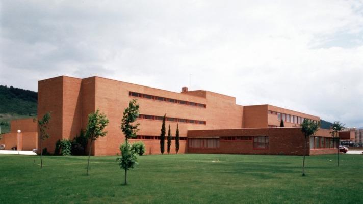 Imagen del Centro Iturrondo donde se realizarán los  Cursos Oracle del SNE.
