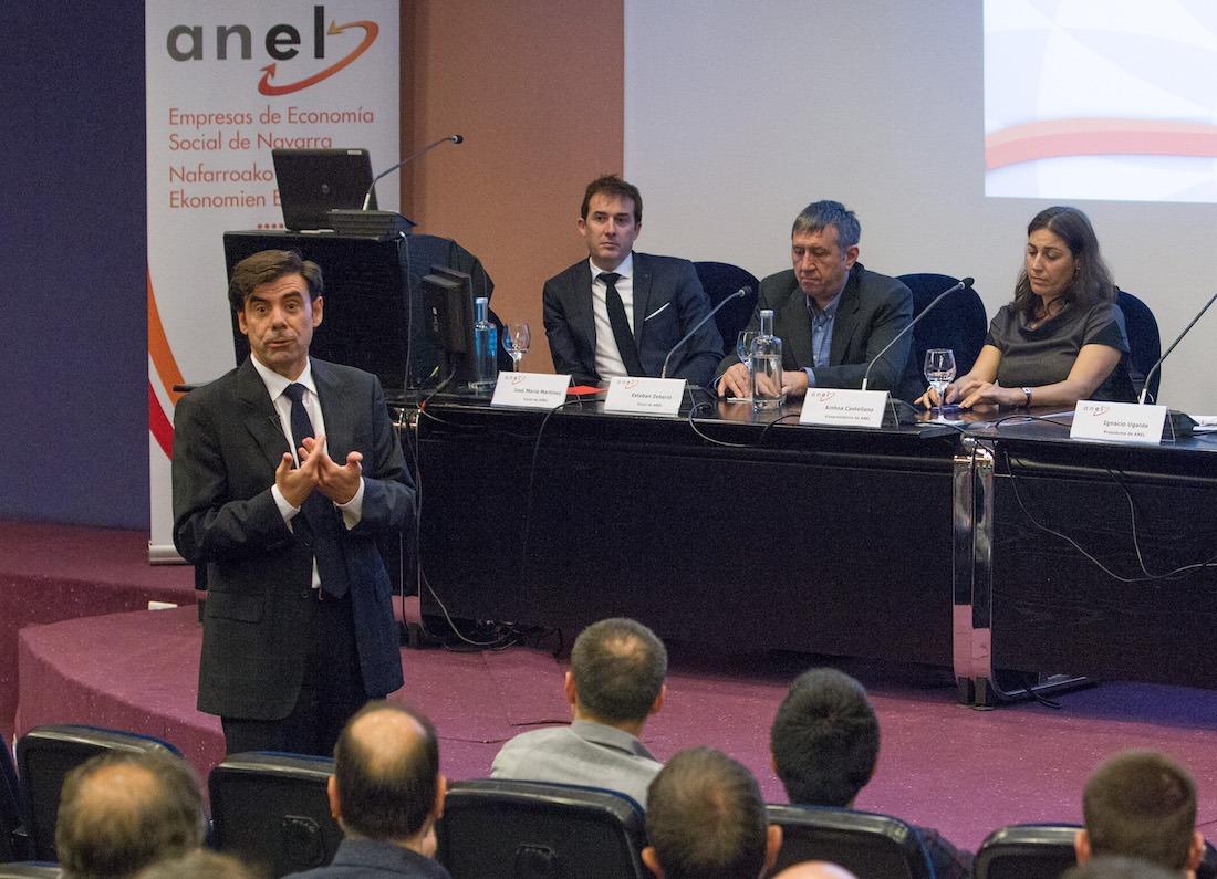 Imagen de Ignacio Ugalde, presidente de ANEL (archivo)