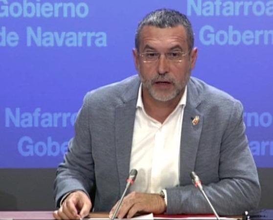 Miguel Laparra presenta los datos de la EPA sobre el desempleo juvenil.