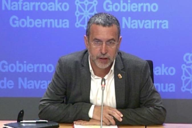 El Vicepresidente de Derechos Sociales, Miguel Laparra, ha explicado el plan aprobado.