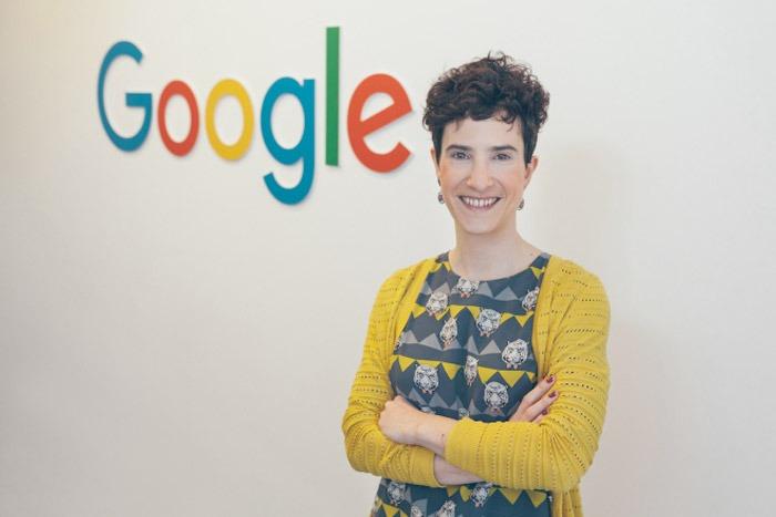 Anaís Pérez Figueras. Comunicación Google.