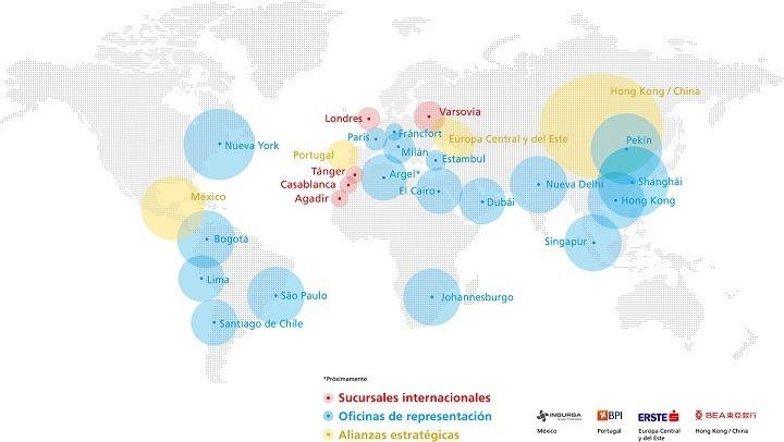 Red Internacional Caixabank