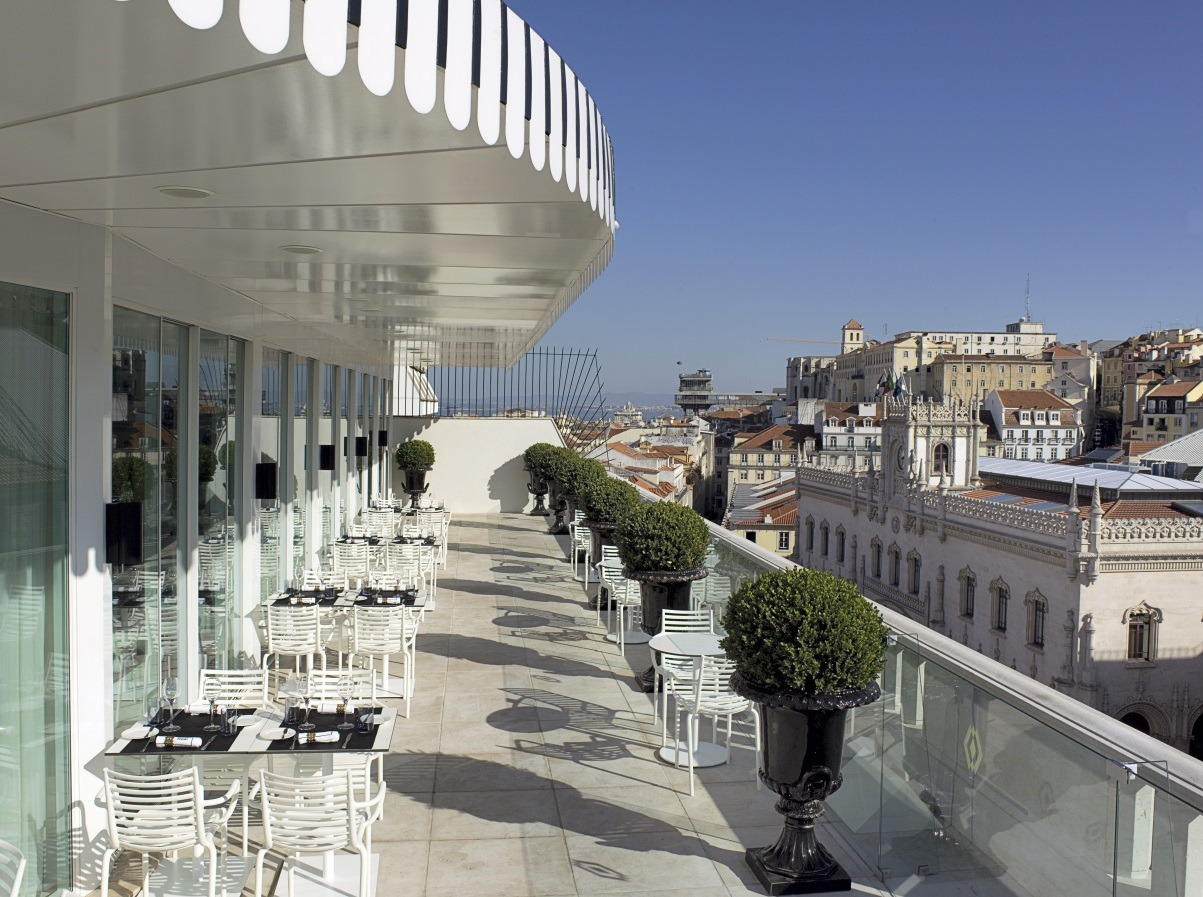 Hotel Altis Avenida_terraza_Lisboa