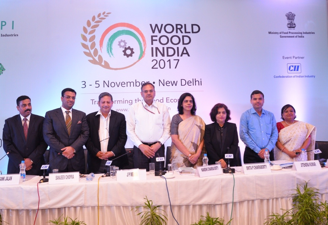 Roadshow de promoción de Wold Food India 2017