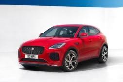 Imagen promocional del nuevo Jaguar E-Pace.