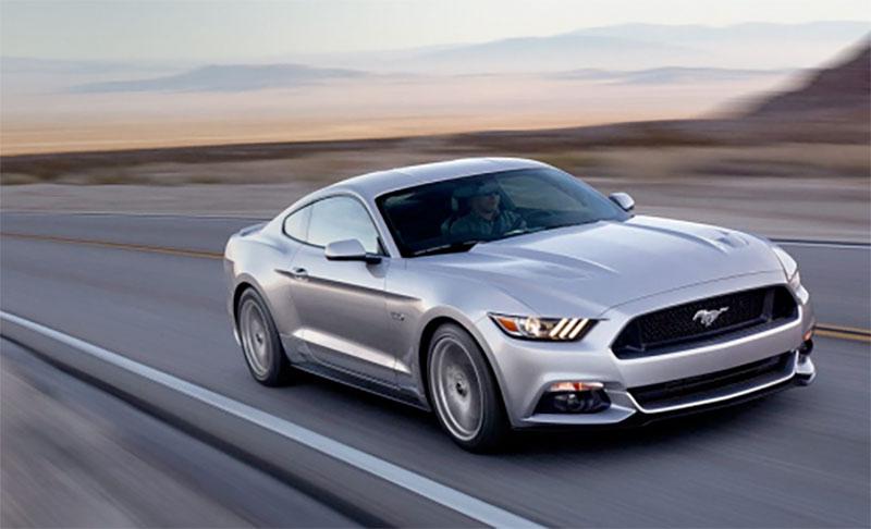 Imagen Ford Mustang 2017
