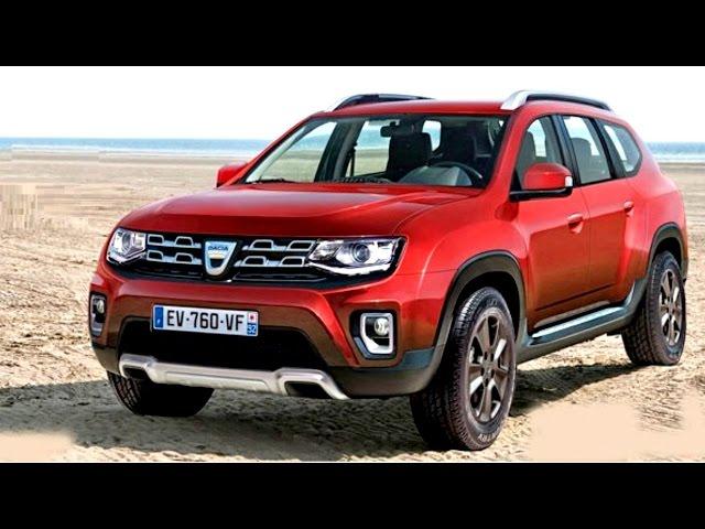 Imagen del nuevo Duster 2018, la 'gran apuesta' de Renault y Dacia en el segmento SUV.