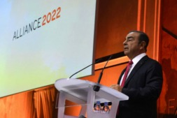 Carlos Ghosn, presidente y director general de la 'Alianza 2022'.