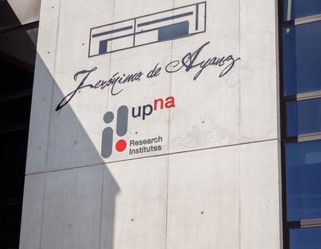 Edificio UPNA