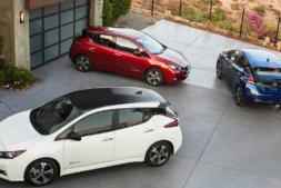El nuevo Nissan Leaf llegará al mercado europeo a principios de 2018.