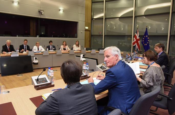 Los comités negociadores se reunieron nuevamente en Bruselas la última semana de agosto.