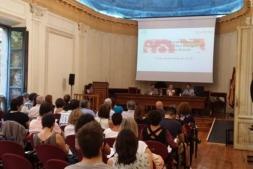 Presentación del Plan Integral de Economía Social (archivo)