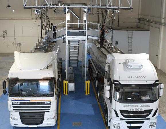Imagen de las nuevas instalaciones de Ribera Vapor en la Ciudad Agroalimentaria de Tudela.