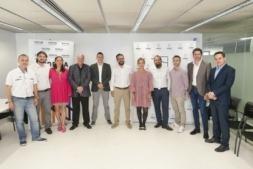 Miembros de los proyectos seleccionados.