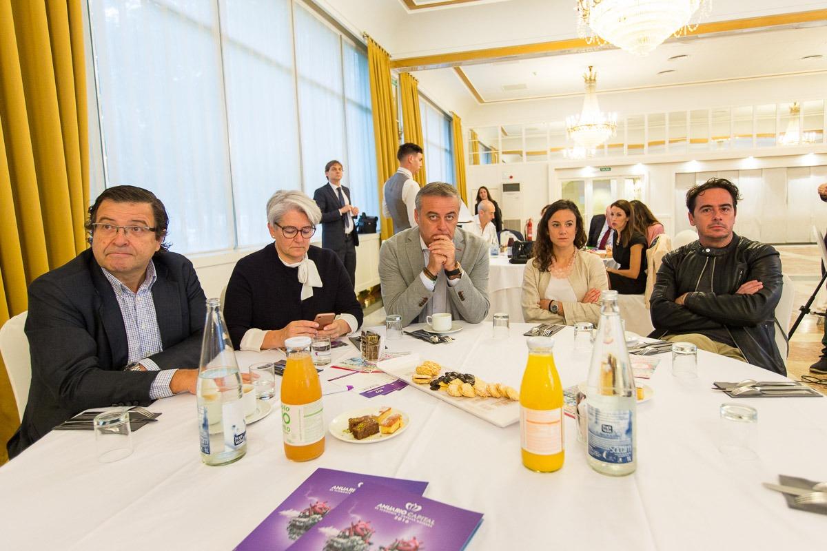 Desayuno Empresarial con José Folgado