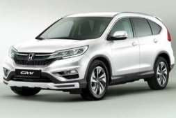 Imagen del nuevo Honda CR-V 'Lifestyle Plus'.