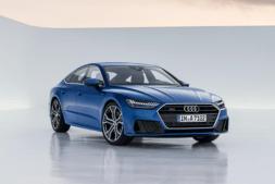 El lanzamiento del nuevo Audi A7 Sportback está previsto para febrero de 2018.