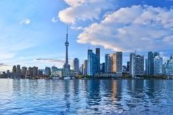 Skyline en Toronto, Canada. (FOTO: Cedida)