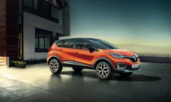 Imagen promocional de un modelo 'Captur' cuya comercialización en la India se ha iniciado este 2017.