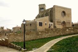 Vistas del Cerco de Artajona (FOTO: Turismo Navarra)