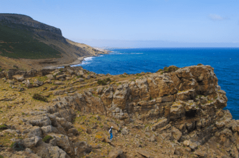 El Haouaria-Cap Bon-Tunez