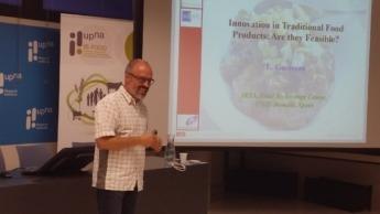 Luis Gerrero de IRTA