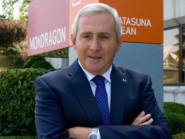 Iñigo Ucín, presidente de Mondragon, acudirá a Pamplona, invitado por los 'Desayunos Empresariales' de NavarraCapital.es,  el 13 de noviembre.