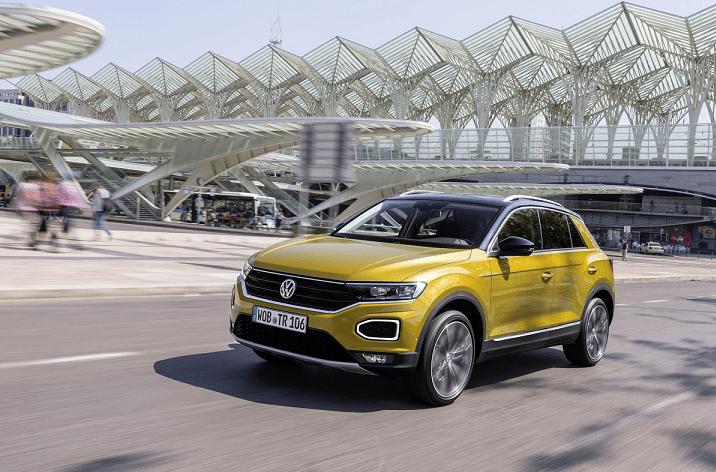 El estreno mundial del nuevo VW T-Roc fue en Lisboa.