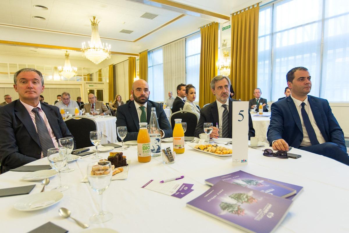 Desayuno Empresarial con Jordi Sevilla