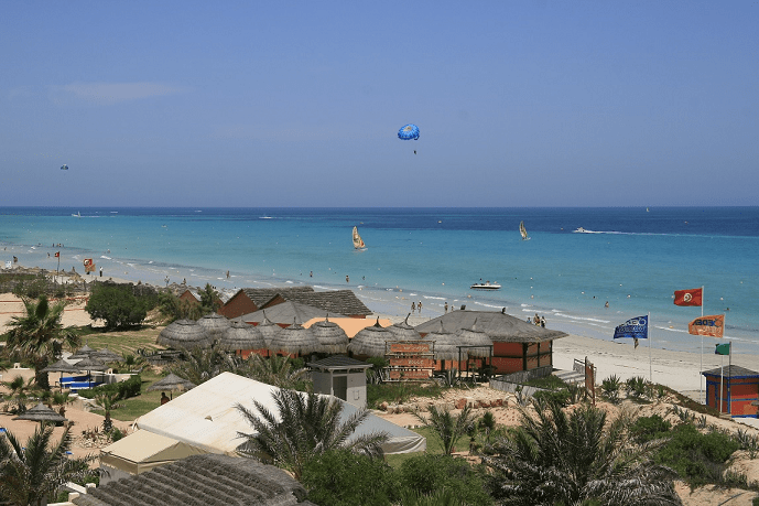 playa-Hammamet-Tunez