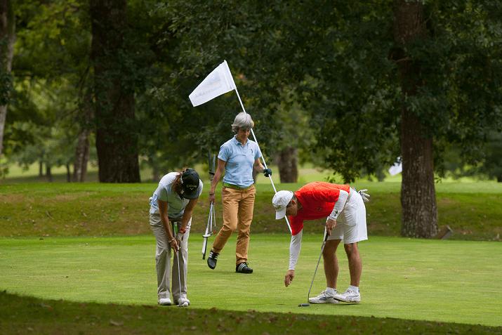 Trofeo de golf 'Niños contra el cáncer'.