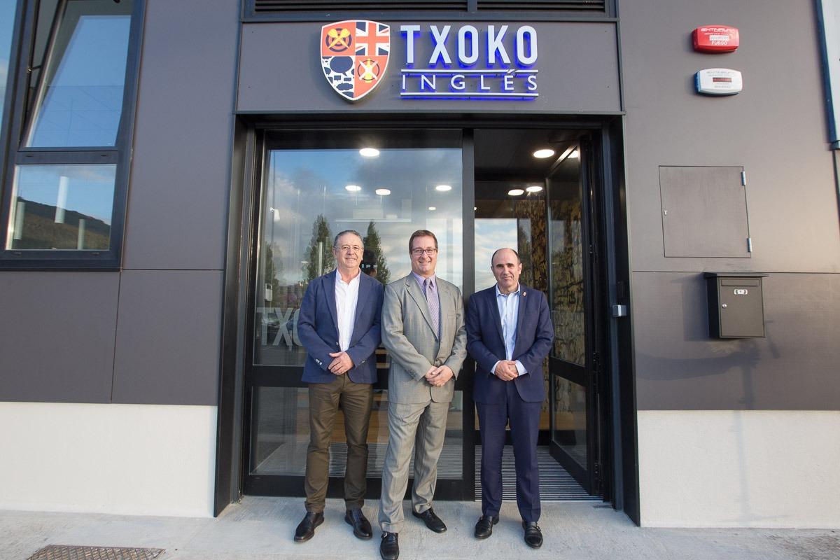 """Inauguración de """"El Txoko Inglés"""""""