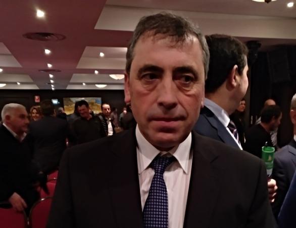 Alfredo Arbeloa, nuevo director general de Grupo AN en sustitución de Jesús Sarasa.