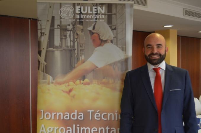 Fernando Laguna, director de la zona norte del Grupo EULEN.