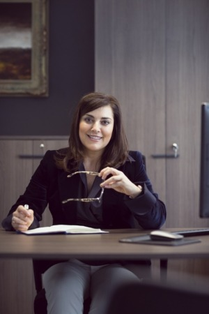 Irene Puyada Premio Empresaria 2017