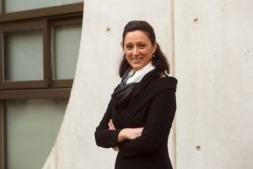 La ingeniera Leire Solaberrieta,  ha promovido esta importante investigación para el sector de automoción.
