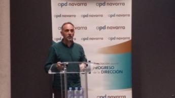 Roberto Pérez, director general educación Gobierno de Navarra