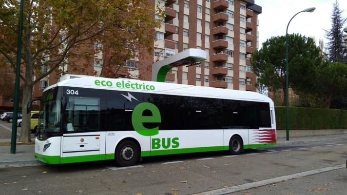 Primer autobús eléctrico evolutivo cuya tecnoogía ha desarrollado Vectia