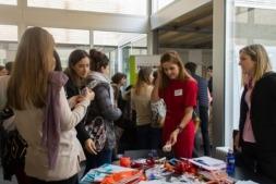 """Detalle del """"Día del Empleo de Ciencias de la Salud"""" celebrado estos últimos días en la UNAV."""