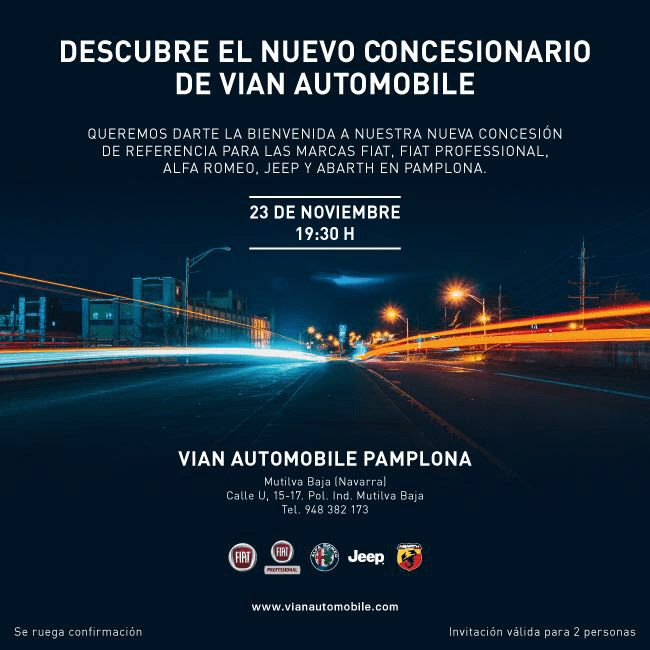 Inauguracion Vian Automobile