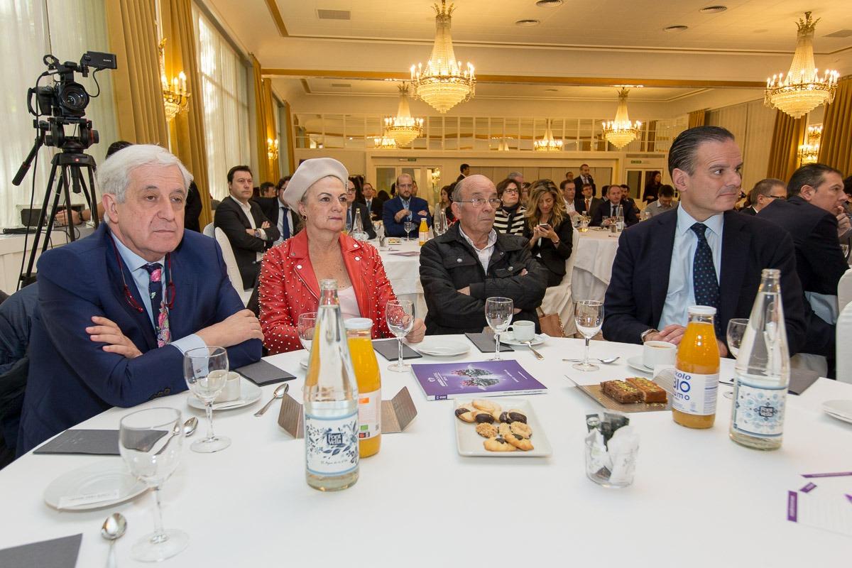 Desayuno Empresarial con Íñigo Ucín, presidente de MONDRAGON