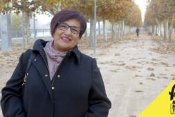 Mª Carmen Mesa (FRIDELA), premio Alimenta Navarra 2017 a la Trayectoria Empresarial (FOTO: Germán Pérez).
