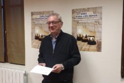 Ángel Iriarte, Director de Cáritas Diocesana