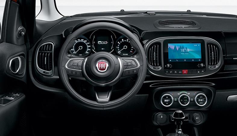 Fiat 500 l city 2